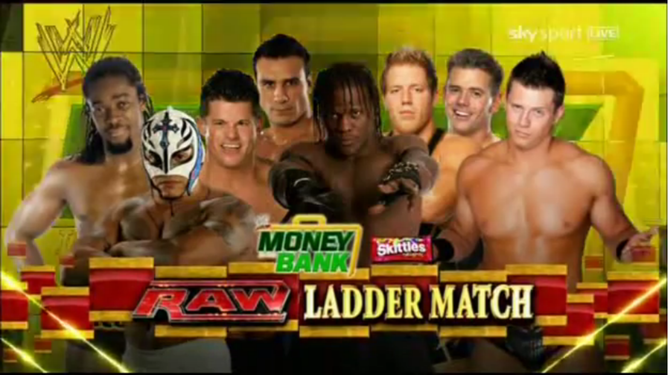 Image Result For Wwe Money In The Bank Ladder Matches Best And Worst