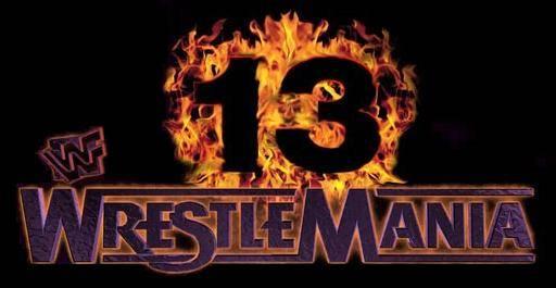 Kết quả hình ảnh cho WrestleMania 13